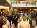 View of crowded Atrium