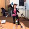 May Chen dancing