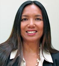 BCC President Rowena Tomameng