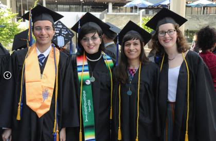 Graduation 2017 Pictures