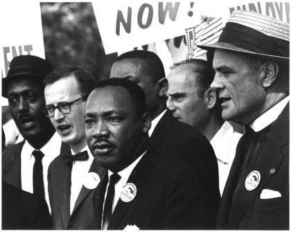 MLK Jr speaking
