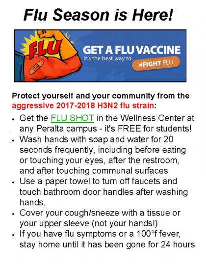 Flu Flyer