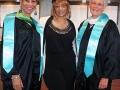 6- Stephanie Sanders-Badt, Karen Shields and PHS Grad