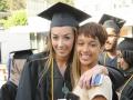 Grad and sister