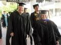 Trustees Bill Withrow and Karen Weinstein