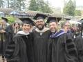 Faculty: M.Bersamin, A.Wolbert, and C.Bernard