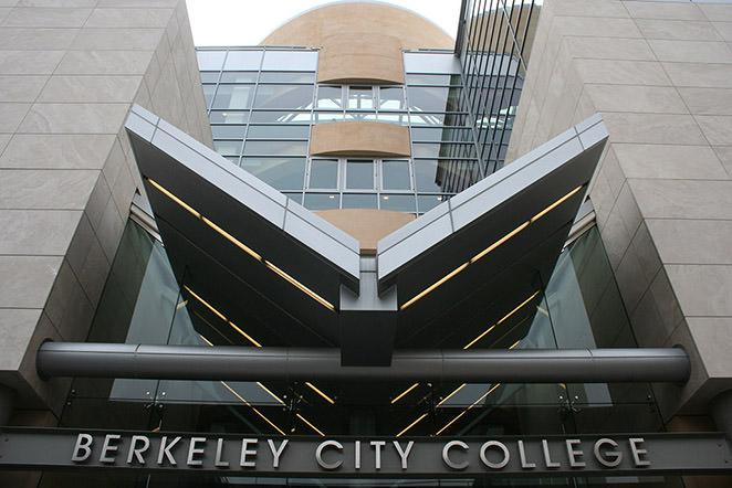 Berkeley City College exterior