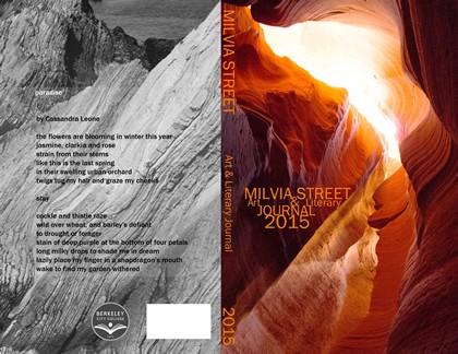 Milvia 2015 Cover
