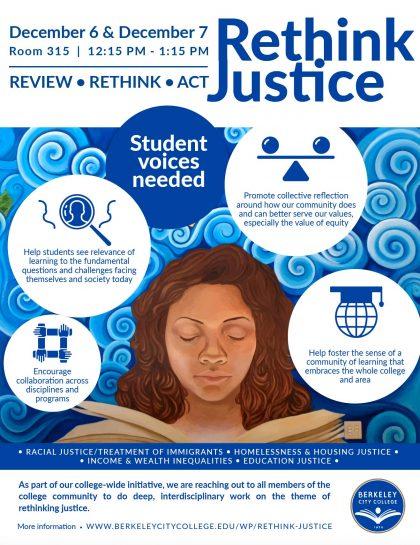 Rethink Justice Event